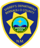 Bernalillo County Sheriff's Department Logo