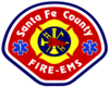 Santa Fe County Fire Department Logo